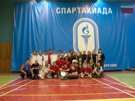 Команда Долгорукие натурнире Конституционный слет 2006 (ОД, 6/24)