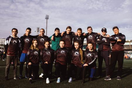 Команда МПУ натурнире Кубок Столетовых 2018 (ОД, 9/16)