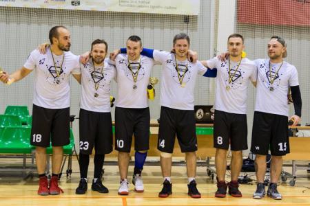 Команда KossMix натурнире Rigas Rudens Tryouts 2018 (ОД, 2/7)