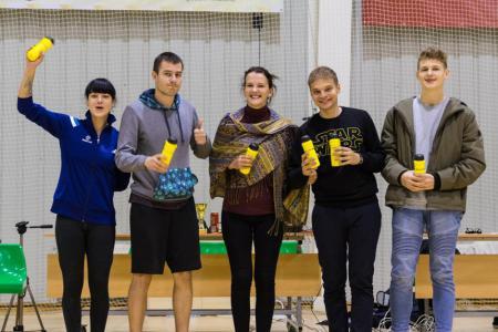 Команда Šiauliai натурнире Rigas Rudens Tryouts 2018 (ОД, 6/7)