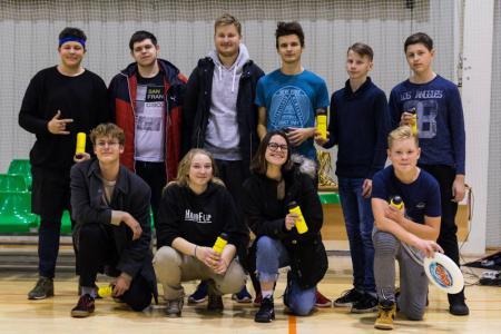 Команда Šiauliai jr. натурнире Rigas Rudens Tryouts 2018 (ОД, 7/7)