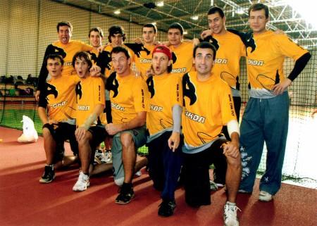 Команда Сокол натурнире Rigas Rudens 2010 (ОД, 2/16)