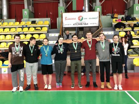 Команда Brest Wild Woodpeckers натурнире Lynxes' White Cup 2018 (МД, 3/6)