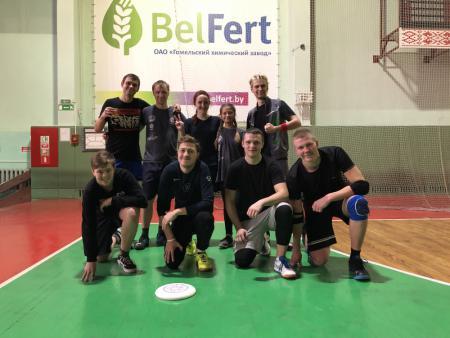 Команда Команда Развития натурнире Lynxes' White Cup 2018 (МД, 5/6)