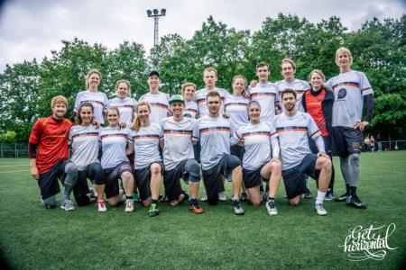 Команда German Mixed Nationalteam натурнире G-Spot 2018 (МД, 2/24)