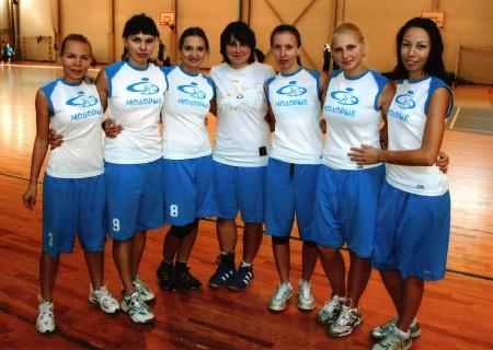 Команда Молодые натурнире Rigas Rudens 2010 (ЖД, 6/12)