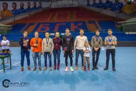 Команда Atom Swift натурнире Winter Brest 2019 (ОД, 3/10)