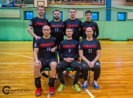 Команда ULTIM8 натурнире Winter Brest 2019 (ОД, 8/10)