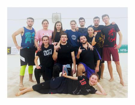 Команда Snickersnee натурнире Cobra Christmas Cup 2019 (МД, 1/8)