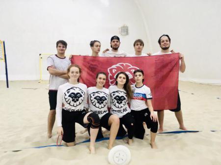 Команда Sherlar натурнире Cobra Christmas Cup 2019 (МД, 7/8)