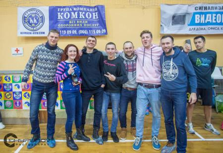 Команда Lynxes натурнире Yo-Yolka 2019 (ОД, 11/16)