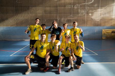 Команда Nova натурнире Adrenalin Ultimate Cup 2019 (ОД, 2/8)