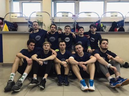 Команда RealFive Junior натурнире ЗаПуск 2019 (ОД, 4/20)