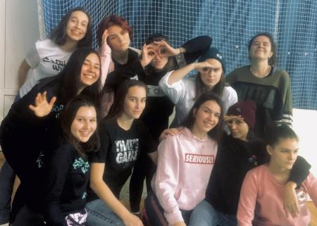 Команда South West натурнире ЗаПуск 2019 (ЖД, 4/12)