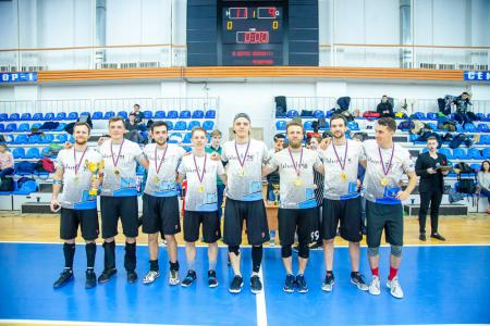 Команда Salaspils WT натурнире Лорд Новгород 2019 (ОД, 1/22)