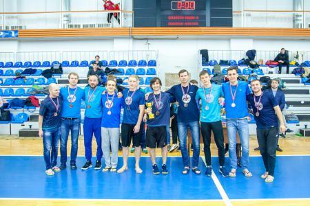 Команда РеалФайв натурнире Лорд Новгород 2019 (ОД, 3/22)