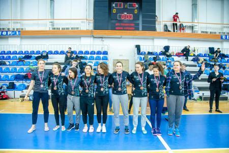 Команда SouthWest натурнире Лорд Новгород 2019 (ЖД, 3/13)