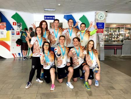 Команда Самарские Рыси натурнире ULTIMATUM 2019 (МД, 2/7)