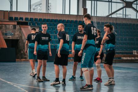 Команда Volga River натурнире ULTIMATUM 2019 (МД, 6/7)
