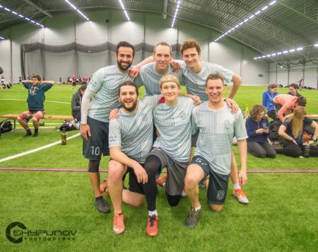 Команда Odin натурнире Hello Stockholm 2019 (ОД, 15/32)