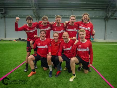 Команда Stenugnsund FC натурнире Hello Stockholm 2019 (ОД, 19/32)