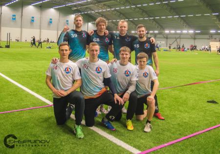 Команда Ultimate Saku натурнире Hello Stockholm 2019 (ОД, 26/32)