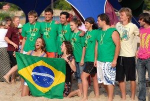 Команда Бразилия натурнире Kiev Hat 2009 (Второй дивизион, 1/12)