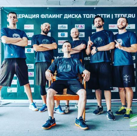 Команда РеалФайв натурнире Олимп 2019 (ОД, 1/13)