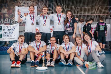 Команда Нижний Новгород натурнире Олимп 2019 (ОД, 3/13)