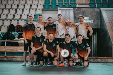 Команда Самарские рыси натурнире Олимп 2019 (ОД, 6/13)
