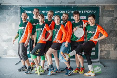 Команда Kazan натурнире Олимп 2019 (ОД, 11/13)