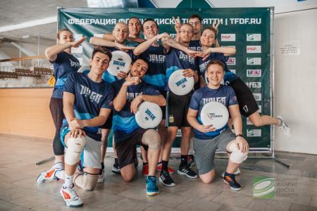Команда Volga River натурнире Олимп 2019 (ОД, 12/13)