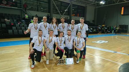 Команда KossMix натурнире LUCi 2018-2019 league (Finals) (МД, 2/4)