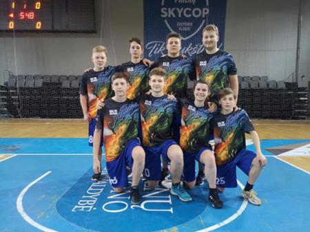 Команда Eduplius-Baltic Dragons Open на турнире LUCi 2018-2019 league (Finals) (J, 2/4)