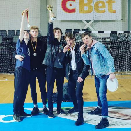 Команда Klaipėdos Licėjus натурнире LUCi 2018-2019 league (Finals) (J, 3/4)
