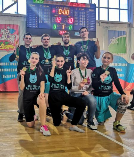 Команда Белки натурнире Весеннее Обострение 2019 (МД, 1/10)