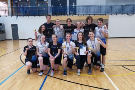 Команда Salaspils 1 натурнире BYUCCi 2019 (МД, 1/11)