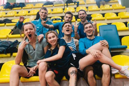 Команда K-3God save the Di натурнире Капялюш 2019 (МД, 6/8)