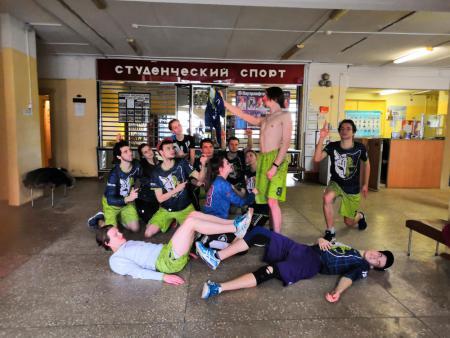 Команда МФТИ натурнире Кубок Золотых Львов 2019 (МД, 7/12)