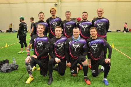 Команда KossMix натурнире Kick in de Kök 2019 (ОД, 13/16)