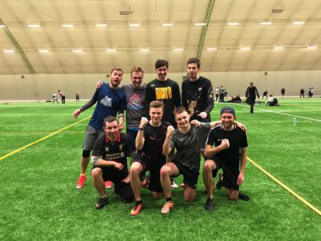 Команда DSC Rooks натурнире Kick in de Kök 2019 (ОД, 3/16)