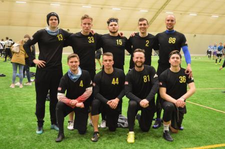 Команда Ventspils FC натурнире Kick in de Kök 2019 (ОД, 7/16)