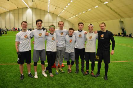 Команда JuPiter Fulgur натурнире Kick in de Kök 2019 (ОД, 9/16)