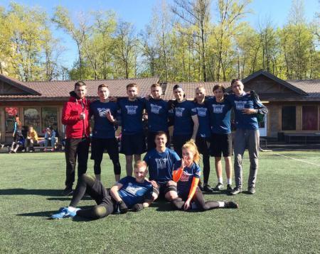 Команда Овод натурнире Кубок Конструкторов 2019 (ОД, 3/14)