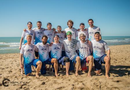 Команда MUC натурнире Copa Tanga 2019 (ОД, 8/12)