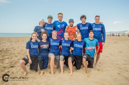 Команда Czech Mixed National Team на турнире Copa Tanga 2019 (МД, 5/13)
