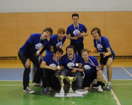 Команда Йошкин кэтс натурнире Конституционный слет 2009 (Второй дивизион, 2/9)