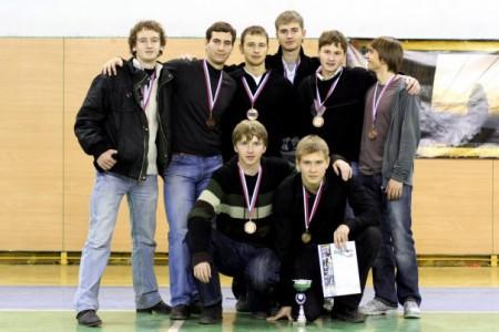 Команда Авангард натурнире Конституционный слет 2009 (Второй дивизион, 3/9)