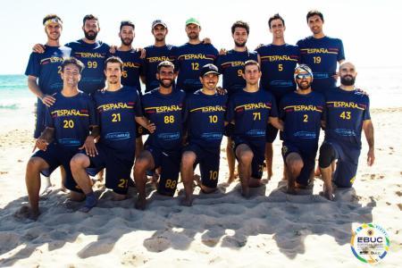 Команда ESP Men's натурнире EBUC 2019 (ОД, 3/13)