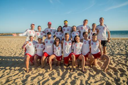 Команда POL Mixed натурнире EBUC 2019 (МД, 9/18)